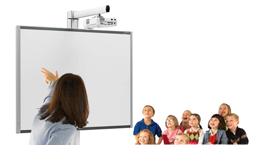 SMARTBoard-660-64-diagonal-Whiteboard
