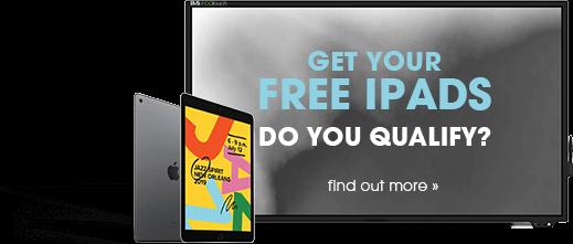 Free iPad Offer