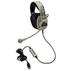 Califone 3066-USB USB Stereo Headset